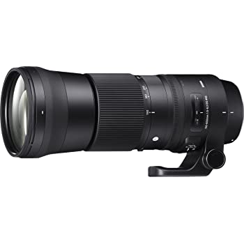 Sigma 150-600mm F/5-6.3 DG HSM Contemporary Zoom Lens for Nikon
