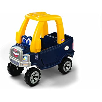 Little Tikes 620744 Cozy Coupe Truck, Blue