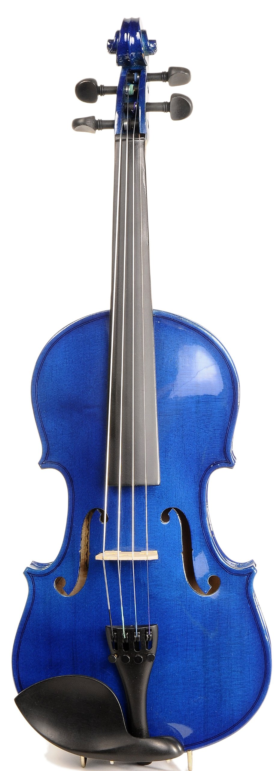 Ashton Av342 - Violino, 3/4, colore: Blu