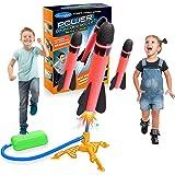 Lancoo goz Rakete Luftdruck,New Version Outdoor Spielzeug Garten Spielzeug Kinder - Geschenke für Jungen mädchen