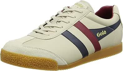 Gola Harrier Leather, Sneaker Uomo