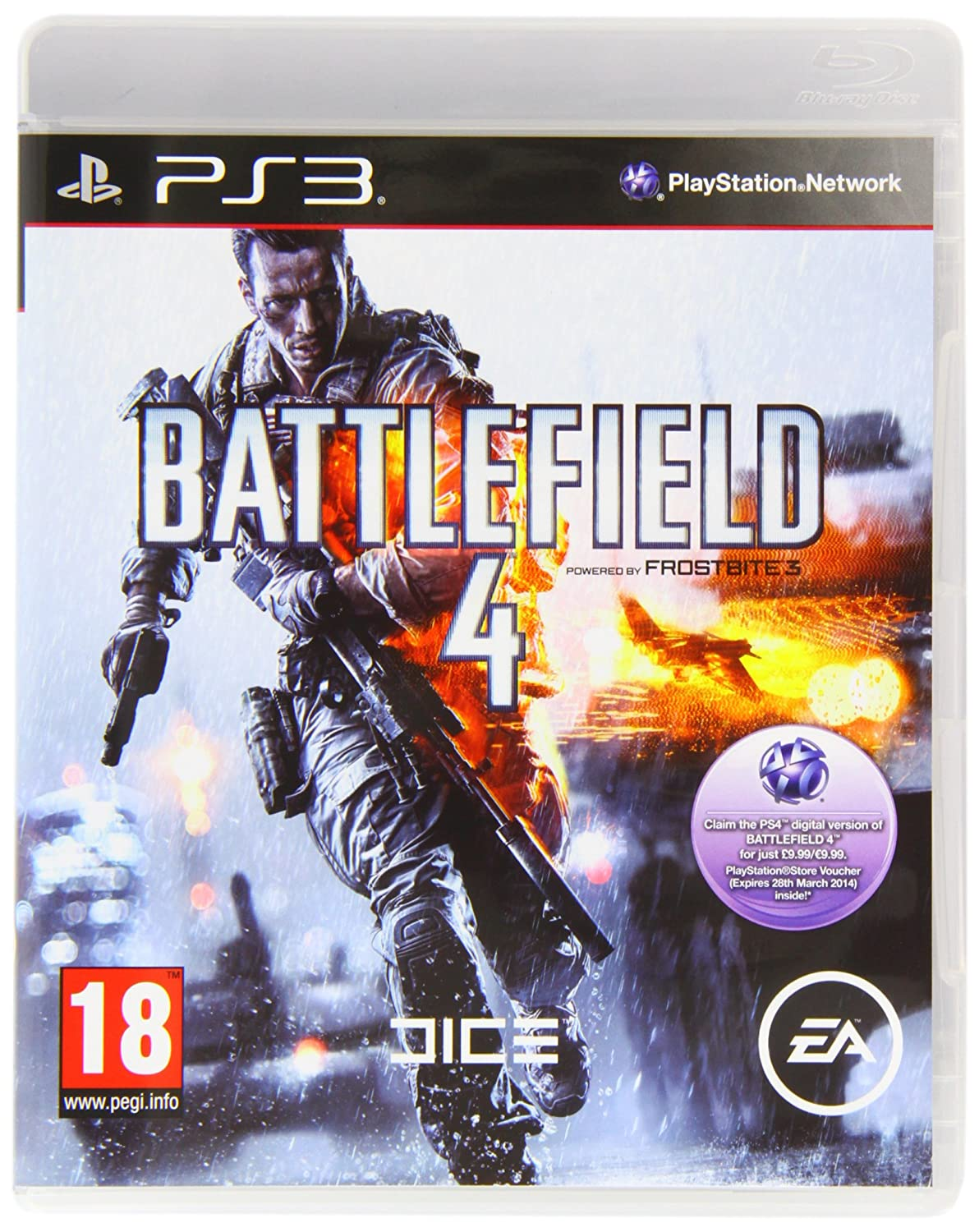 Battlefield 4 Ps3 Cover | www.pixshark.com - Images ...