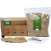 Recharge de matières premières pour fabriquer de la bière IPA | Votre bière en 2 semaines. Fabriqué avec des malts et du…