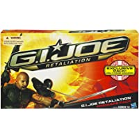 G.I. Joe Sneak Peek 3.75 inch Figure 4 pack