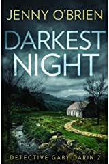 Darkest Night: An addictive crime thriller that will have you on the edge of your seat! (Detective Gaby Darin, Book 2) Kindle Edition