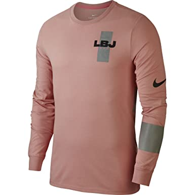 t shirt uomo rosa nike