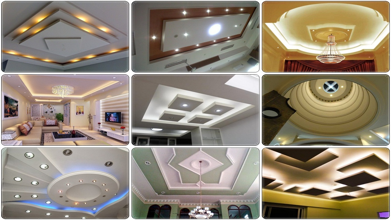 Pop Ceiling Designs For Living Room Amazon Co Uk