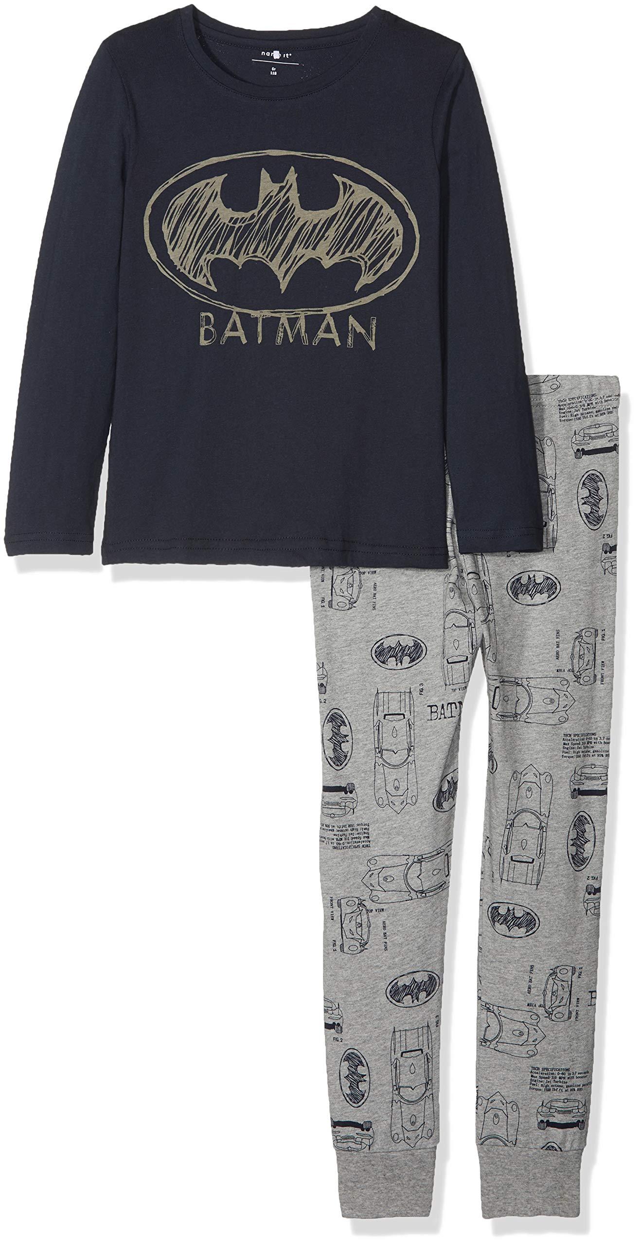 modisches und attraktives Paket Outlet-Boutique Verkaufsförderung NAME IT Jungen Zweiteiliger Schlafanzug Nkmbatman Andre ...