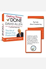 Getting Things Done - 64 Productivity Cards: The Art of Stress-Free Productivity Cards