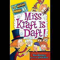 My Weirder School #7: Miss Kraft Is Daft! (English Edition)