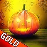 legno labirinto infinito di Halloween: la zucca ed i buchi neri profondi - gold edition