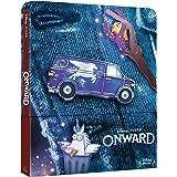Onward - Steelbook 2 discos (Película + Extras) [Blu-ray]