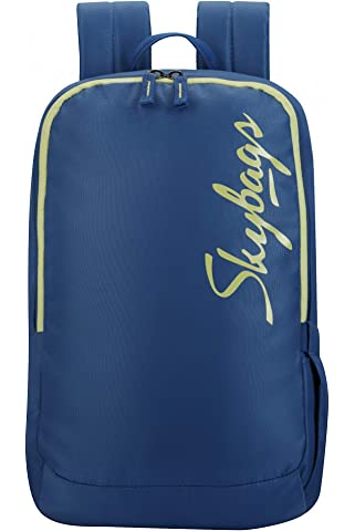 Skybags 42.5 cms Blue Causal Backpack  Decode