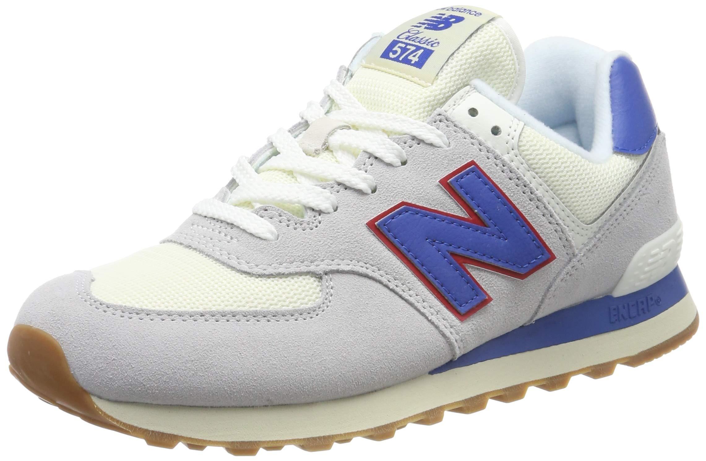 new balance 574v2 uomo bianco