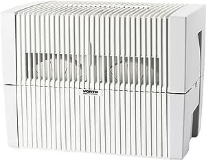 Venta Luftwäscher LW45 Original Luftbefeuchter und Luftreiniger für Räume bis 75 qm, weiß