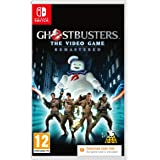 Nintendo Switch Ghostbusters The Videogame Remaster, Codice in scatola