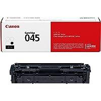 Canon Genuine Toner, Cartridge 045 Black (1242C001), 1 Pack, for Canon Color imageCLASS MF634Cdw, MF632Cdw, LBP612Cdw Laser Printers