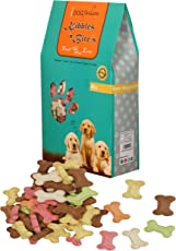 Sicons The Pet Safari Dog Biscuit Kibbles N Bite's Mix Flavor (Chicken, Egg, Spinach, Milk, Strawberry) 900Gm