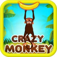 Crazy Monkey Free Banana Feed Game