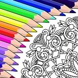 Colorfy: Malbuch für Erwachsene - Spiele Kostenlos