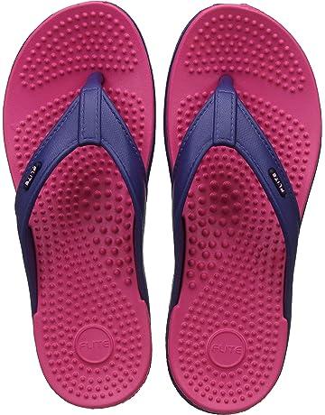 b80f58bb66c00b Flip Flops For Women: Buy Flip Flops For Women online at best prices ...