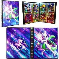 Album compatibile con carte Pokemon VMAX, libro di carte,raccoglitore,bustine protettive, schede flash, giocattoli…
