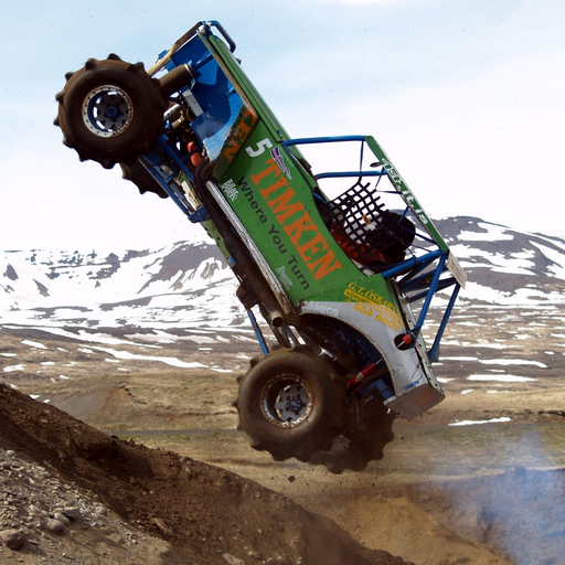 Extreme Off-Road: Freie Partie (Bang Golf)