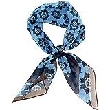 Colours & Beauty Foulard Seta Donna Made in Italy   Bandana Donna   Fazzoletti Collo Colorati   Bandana Donna   Foulard Picco