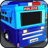 Gefängnis entkommen Polizei Transporter kostenlos für Kinder Sim: Gefangenentransport in Stadt Criminal VS Cops Simulator 3D-