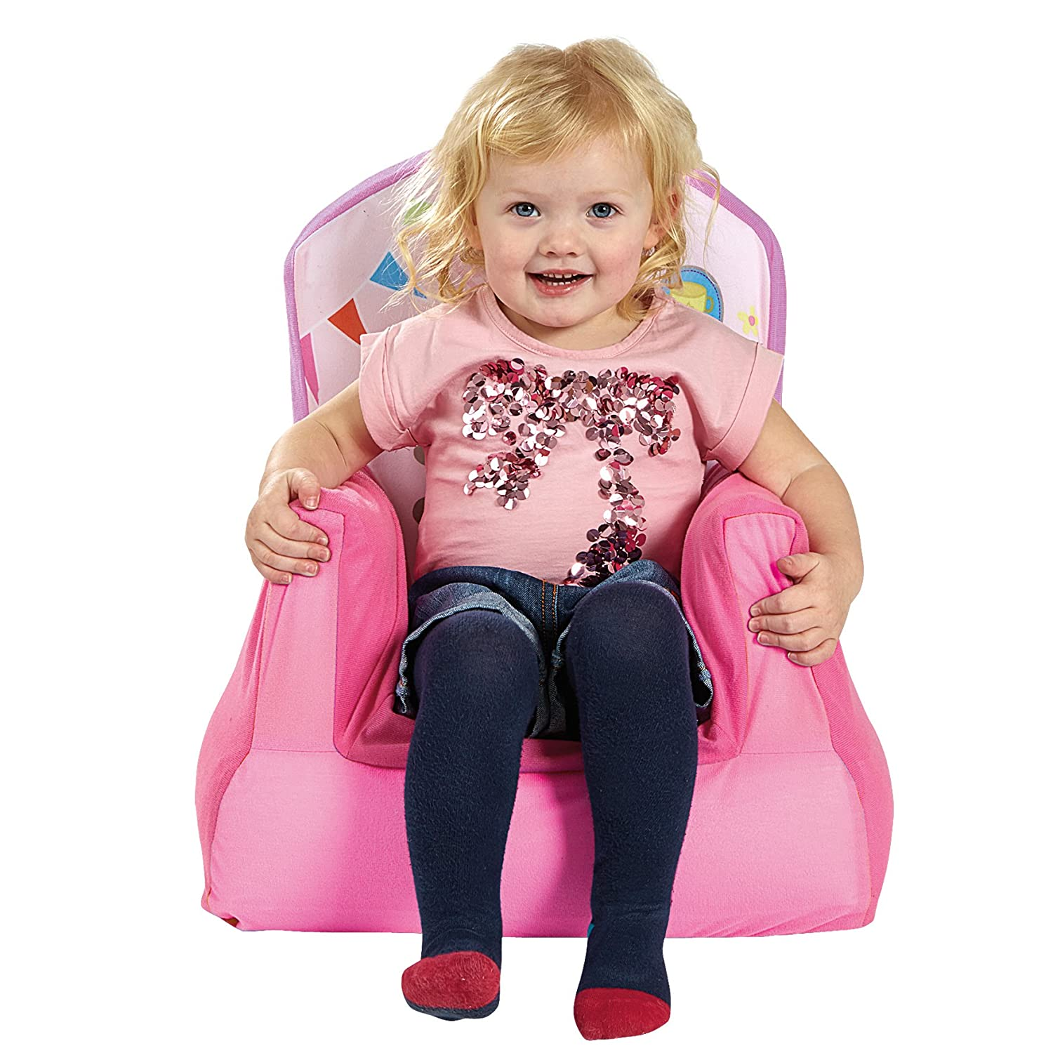 Peppa Pig Inflatable Chair For Kids Peppa Pig Amazon