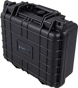 Casematix Wasserdichte Und Luftdichte Schutzhülle Für Garmin Striker 4 Gps Fischfinder Striker 4 Cv Und Mehr