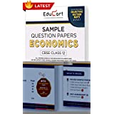 Educart CBSE Class 12 Economics Sample Question Papers 2021 (As Per 9th Oct CBSE Sample Paper)