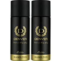 Denver Caliber Deo Combo 165 ml (Pack of 2)