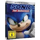 Sonic the Hedgehog - Steelbook (+ Blu-ray) [4K Blu-ray]