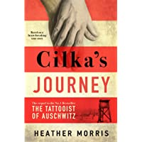 Cilka's Journey : The sequel to The Tattooist of Auschwitz