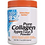 Doctor's Best, Best Collagen, Types 1 & 3, Powder, 7.1 Oz (200 G)