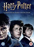Harry Potter: The Complete 8-film Collection [DVD] [2001] [2016]