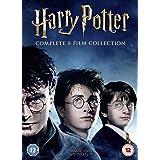 Harry Potter: The Complete 8 Film Collection (16 Dvd) [Edizione: Regno Unito] [Reino Unido]