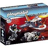 Playmobil - 4877 - Jeu de construction - Jet de détection des Agents Secrets