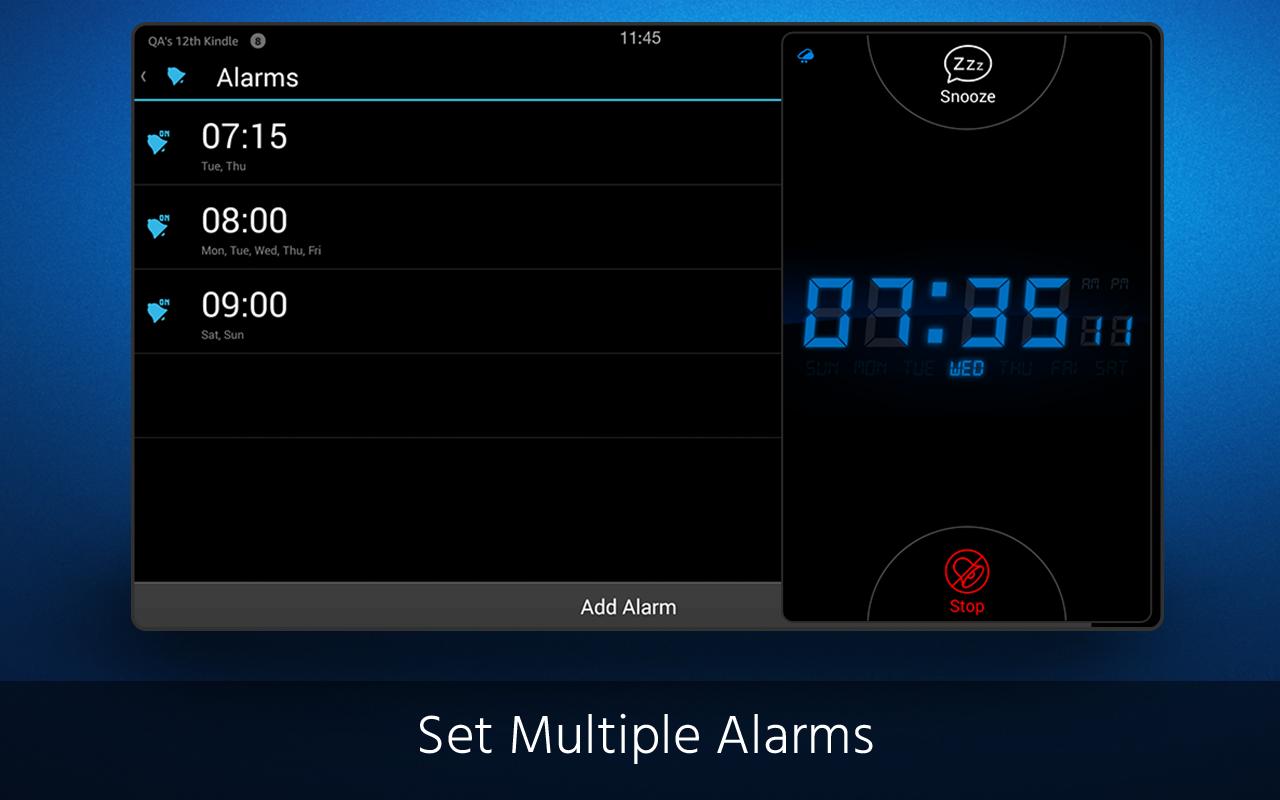 Alarm Clock for Me free