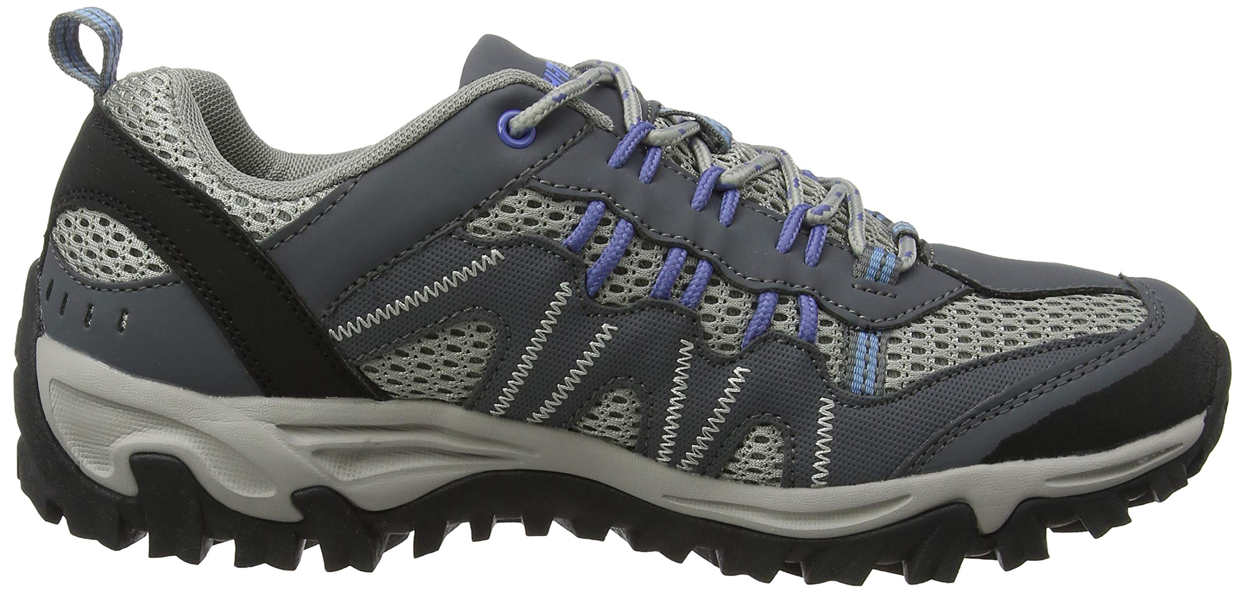 Hi-Tec Jaguar Womens Low Rise Hiking Boots 6
