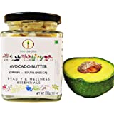 Green Junction Raw and Unrefined Natural Avocado Butter (100 g)