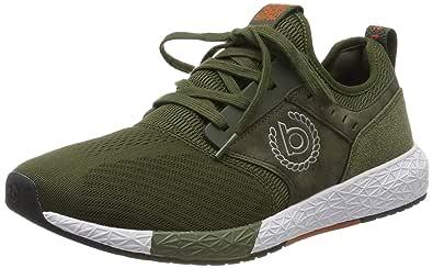 dark green sneakers men