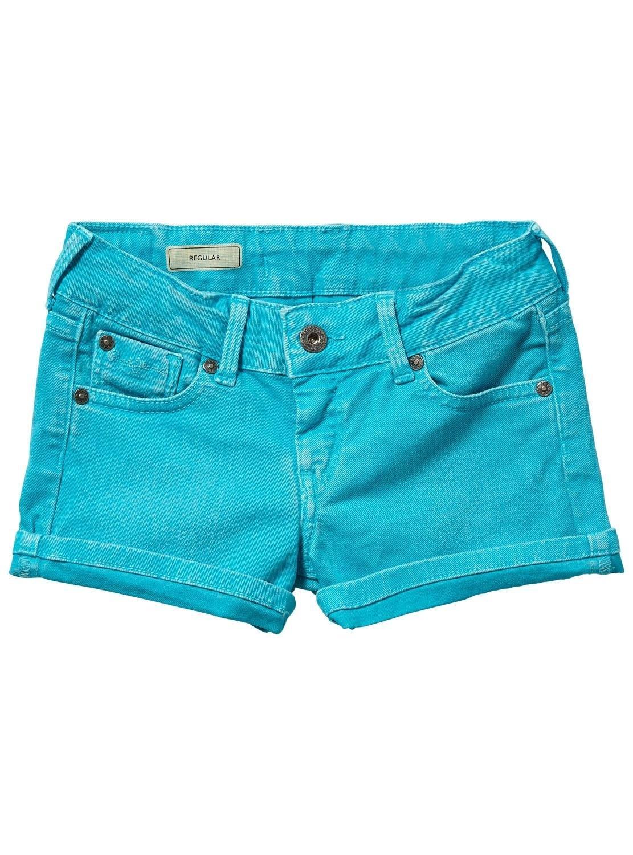 Pepe Jeans Short Foxtail Azul