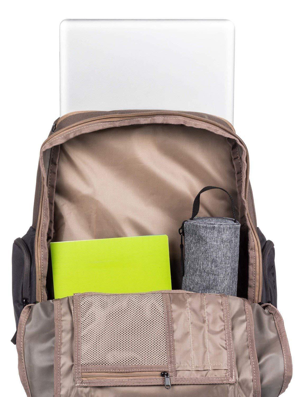 81oQM7f2p6L - Quiksilver Schoolie 30l - Mochila Grande Para Hombre Backpack Hombre