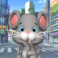 Mouse in City