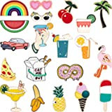 20 Pieces Cute Enamel Lapel Pin Set Cartoon Brooch Pin Badges Brooch Pins for Clothing Bags Jackets Accessory DIY Crafts (Sty