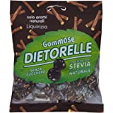 Dietorelle Gommose Liquirizia, 70g