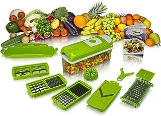 kohinoor Plastic Vegetable Slicer, Multicolour