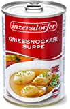 Inzersdorfer Grießnockerlsuppe, 6er Pack (6 x 400 g)